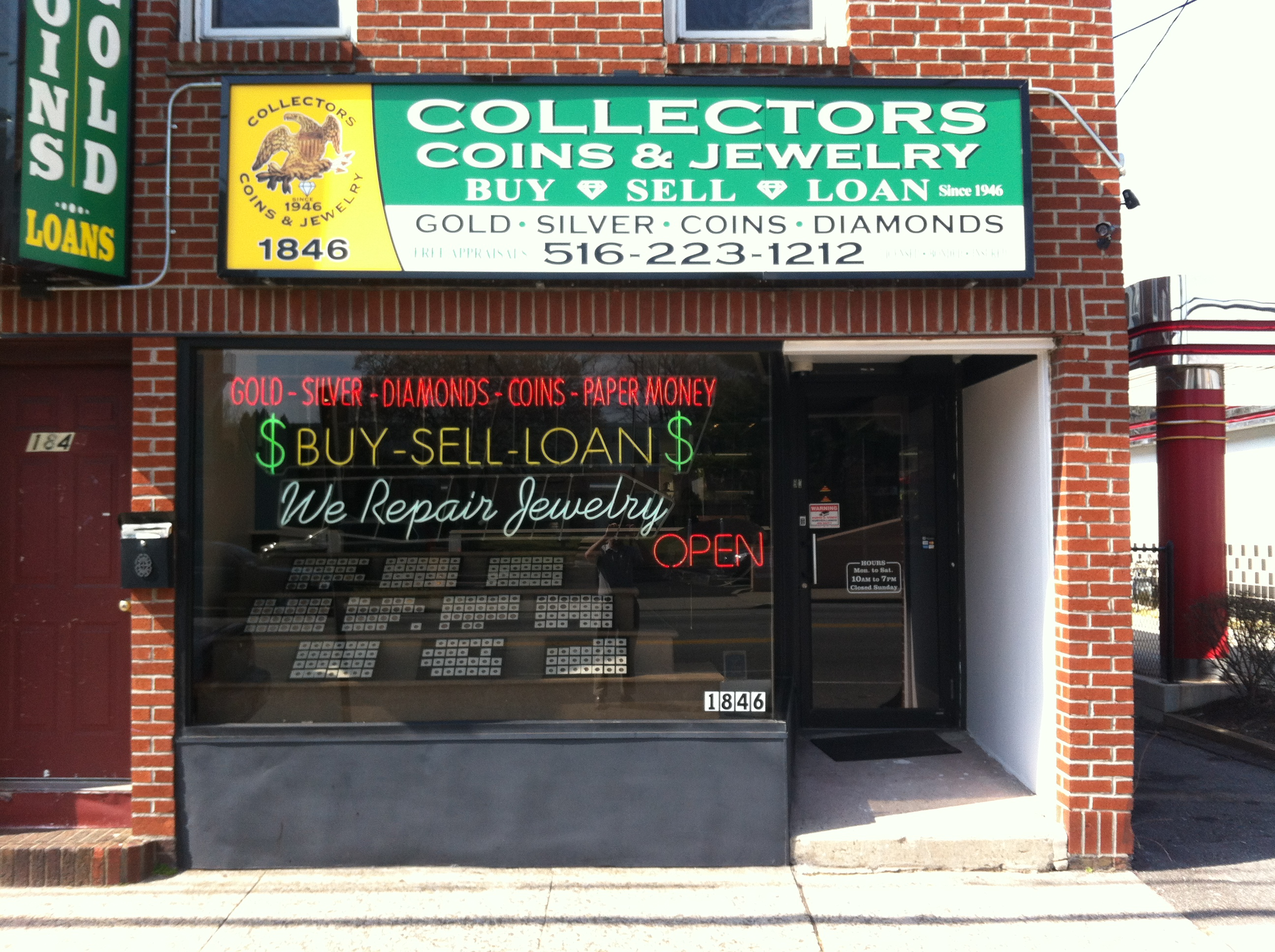 Collector's Coins & Jewelry